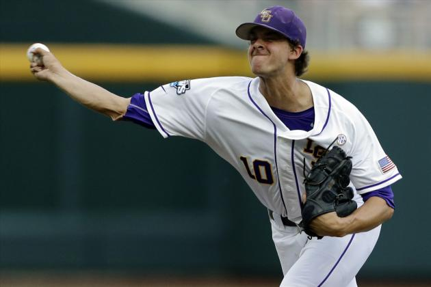 2014 MLB Draft: 10 Fast-Rising Prospects to Watch on Day 1