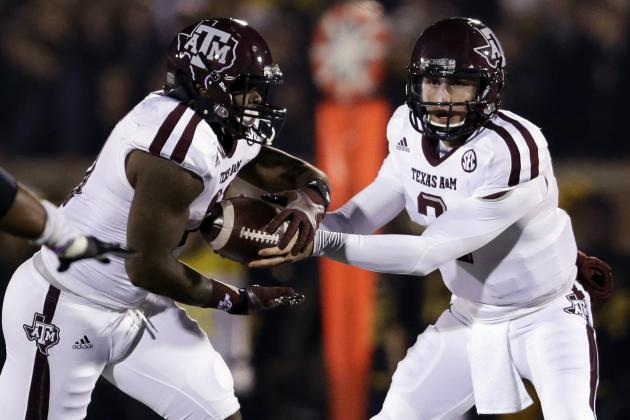Position-by-Position Review of Texas A&M's 2014 Roster