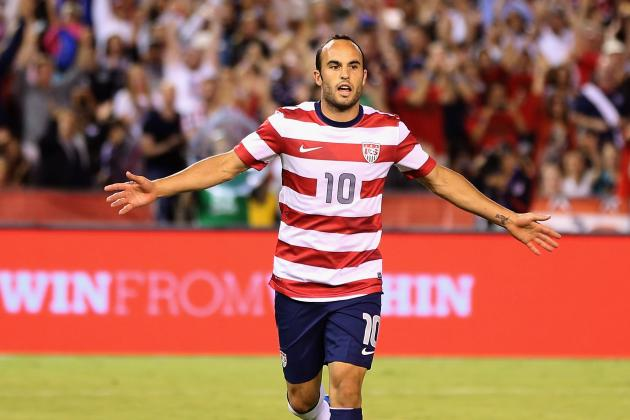 Ranking the Top 5 United States Men's National Soccer Team Players of All Time