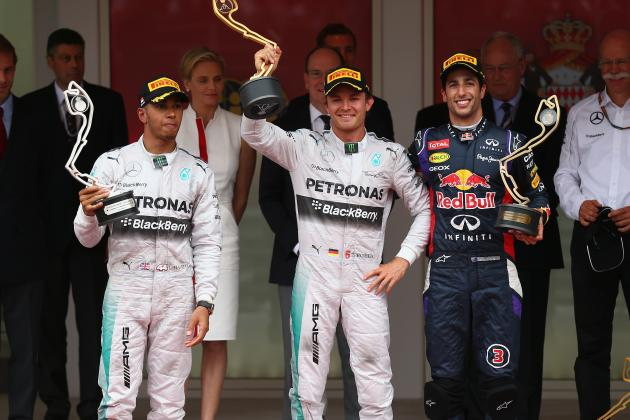 Ranking the Early Contenders for 2014 Formula 1 Driver of the Year