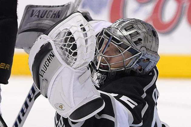 Ranking the Best Saves of the 2014 Stanley Cup Playoffs