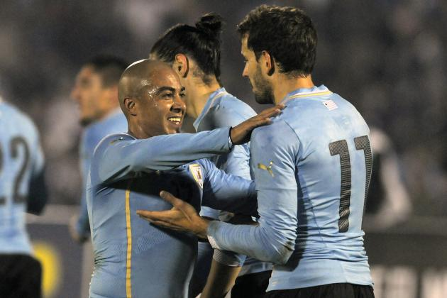 Uruguay vs. Northern Ireland: 6 Things We Learned