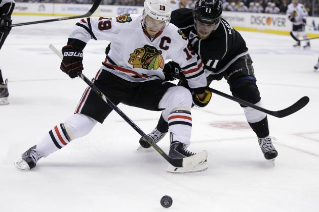 Chicago Blackhawks vs. Los Angeles Kings: Biggest Takeaways from Game 6