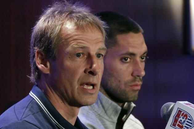 5 Things USA Coach Jurgen Klinsmann Should Test vs. Turkey