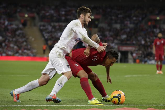 Paper News and Gossip: Liverpool Offer £25m for Lallana, Cristiano Injury Worry
