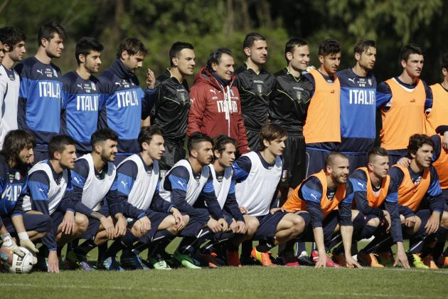 10 Things You Need to Know About Cesare Prandelli's Italy