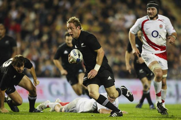 New Zealand-England: 5 Biggest English Defeats vs. All Blacks