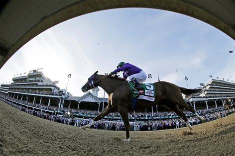 Belmont Odds 2014: Latest Betting Lines and Predictions