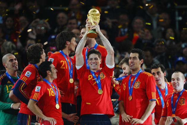 Fernando Torres' Greatest International Moments for Spain