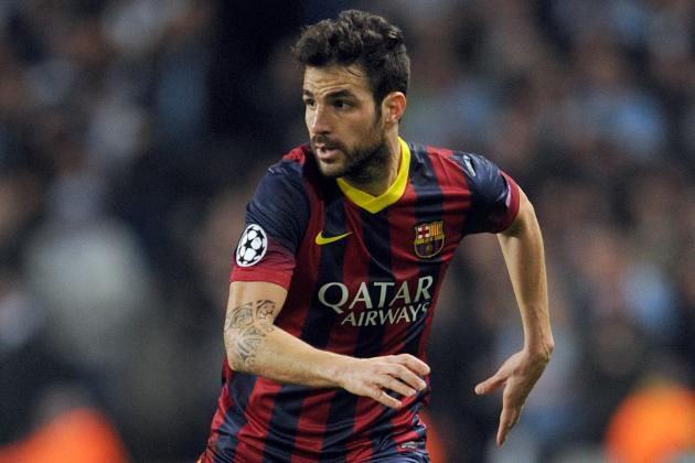 Which Premier League Club Should Sign Cesc Fabregas?