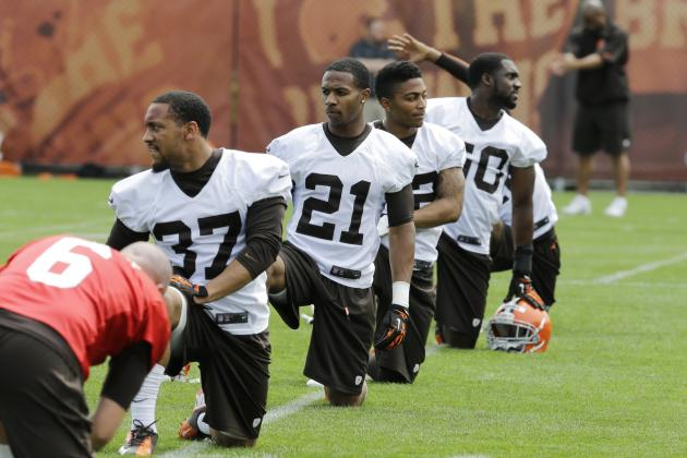 Ranking Strength of Every Cleveland Browns Positional Unit