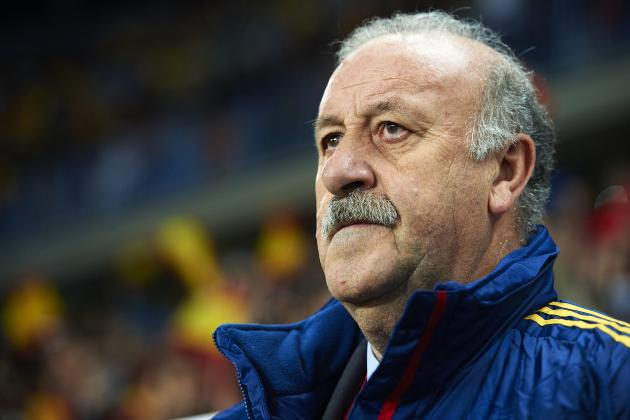 10 Things You Need to Know About Vicente Del Bosque's Spain