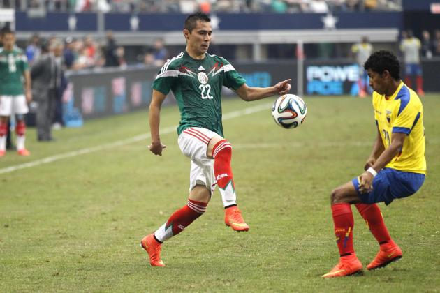 Mexico vs. Ecuador: 6 Things We Learned