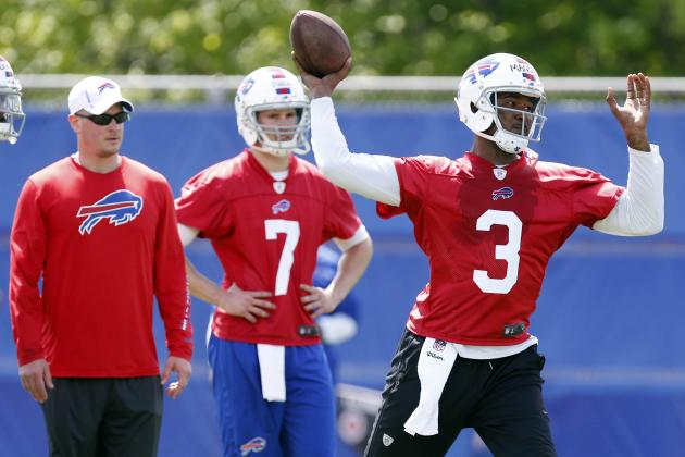 5 Biggest Takeaways from the Buffalo Bills OTAs
