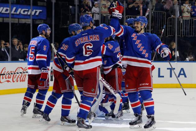 Which 2014 Stanley Cup Final Opponent Is Better for the Rangers: Chicago or LA?