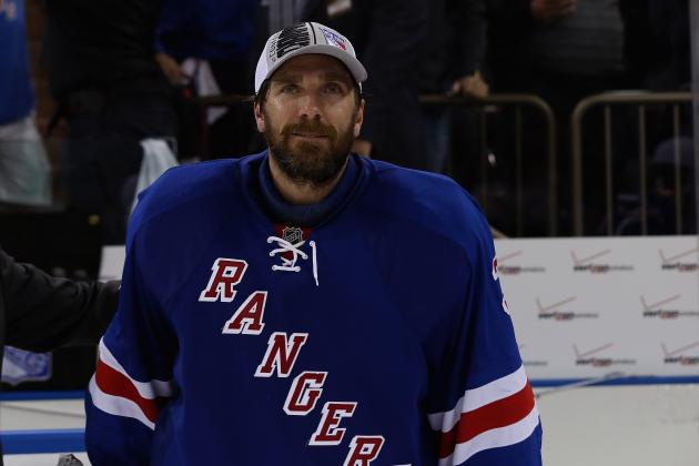 Ranking the New York Rangers' Top Conn Smythe Trophy Candidates