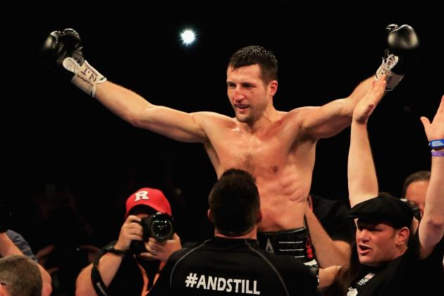 Carl Froch's Next Fight: Breaking Down the Cobra's Potential Opponents