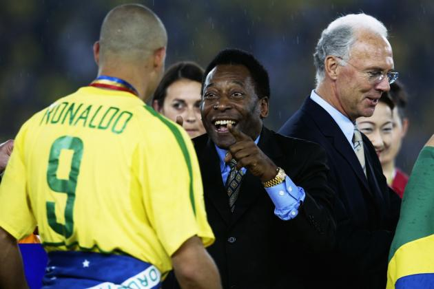 Ranking Brazil's 20 Greatest Strikers of All Time
