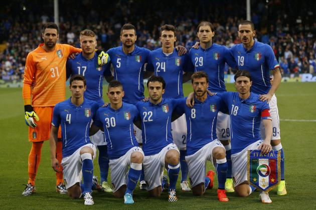Italy vs. Ireland: 6 Things We Learned