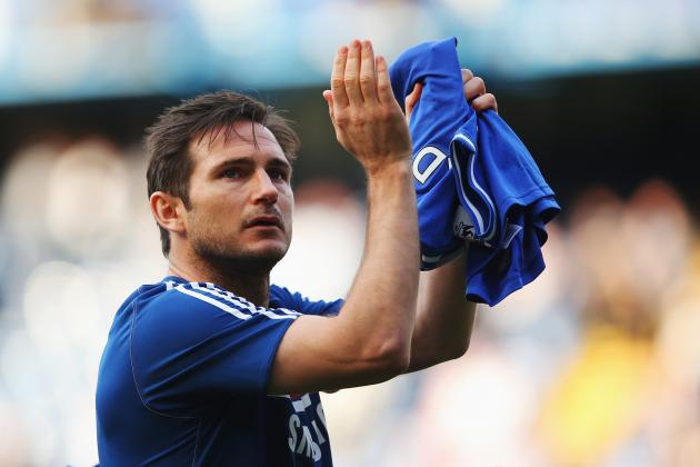 Frank Lampard and the Imported Premier League Stars of Major League Soccer