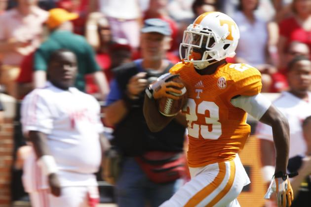 Position-by-Position Preview of Tennessee's 2014 Roster