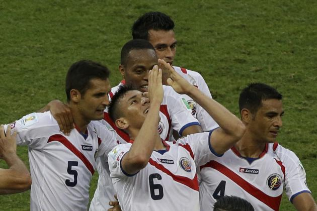 Costa Rica Beat Uruguay and 5 Other Big Shock FIFA World Cup Results