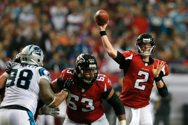Atlanta Falcons: Full Position Breakdown and Depth Chart Analysis at Quarterback