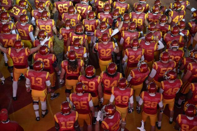Position-by-Position Preview of USC's 2014 Roster