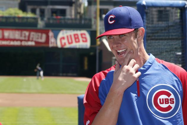 Stock Up, Stock Down for Chicago Cubs' Top-10 Prospects for Week 9