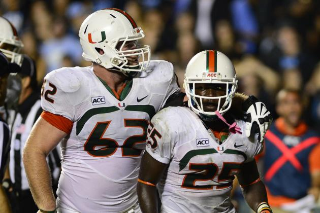 Position-by-Position Preview of Miami Hurricanes' 2014 Roster
