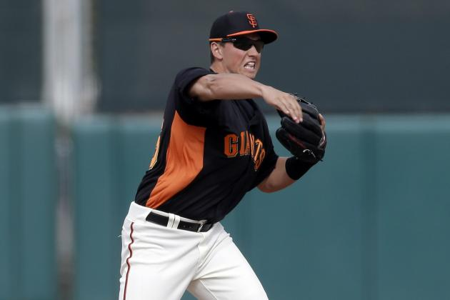 Stock Up, Stock Down for San Francisco Giants Top-10 Prospects, Week 10