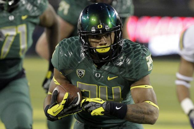 Position-by-Position Preview of Oregon Football's 2014 Roster