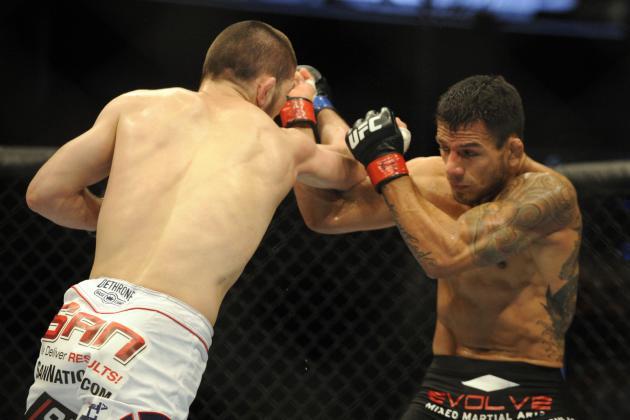 UFC Fight Night 42: 5 Reasons to Watch