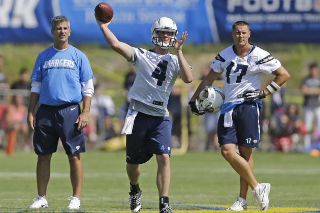 Chargers' Full Position Breakdown and Depth Chart Analysis at Quarterback