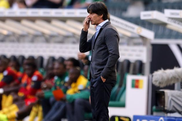 5 Things We Learned from Germany's 2-2 Draw Against Cameroon