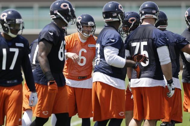 5 Biggest Takeaways from the Chicago Bears' OTAs