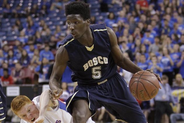 Odds for Incoming 5-Star Freshmen to Be CBB All-Americans in 2014-15 Season