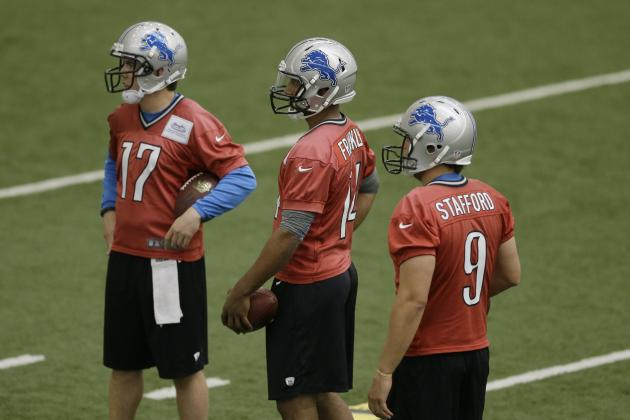 Detroit Lions: Full Position Breakdown and Depth Chart Analysis at Quarterback