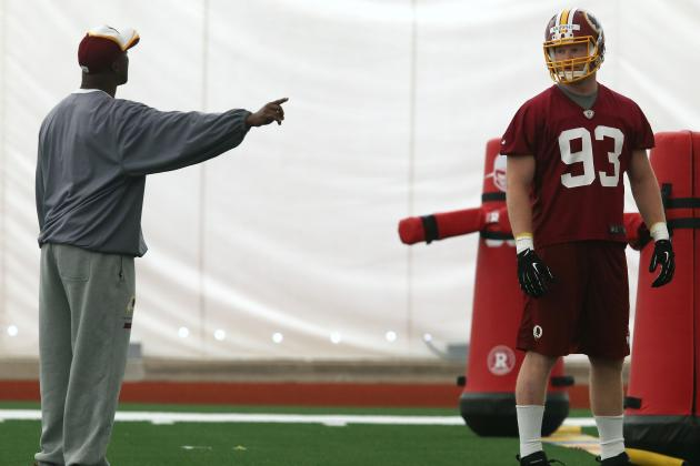 Washington Redskins: Early Rookie Progress Reports