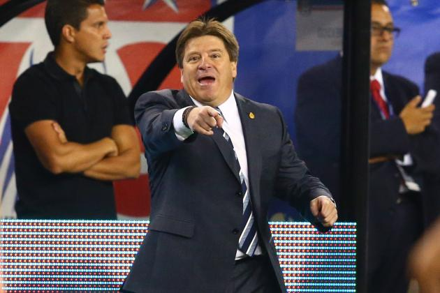 5 Things Mexico Boss Miguel Herrera Should Test in Preview vs. Bosnia Game