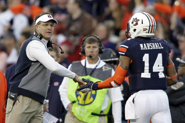 Position-by-Position Preview of Auburn's 2014 Roster