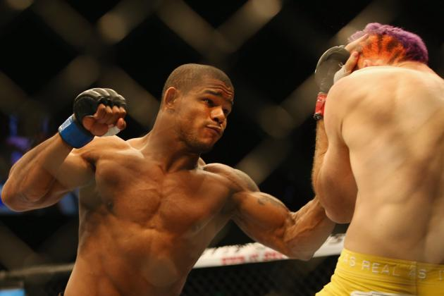 The 5 Best UFC Fighters You've Never Heard of