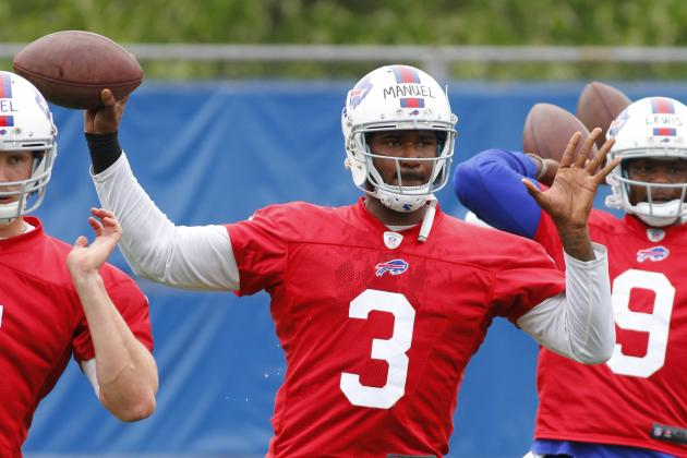 Buffalo Bills: 5 Players Whose Stock Is on the Rise at OTAs