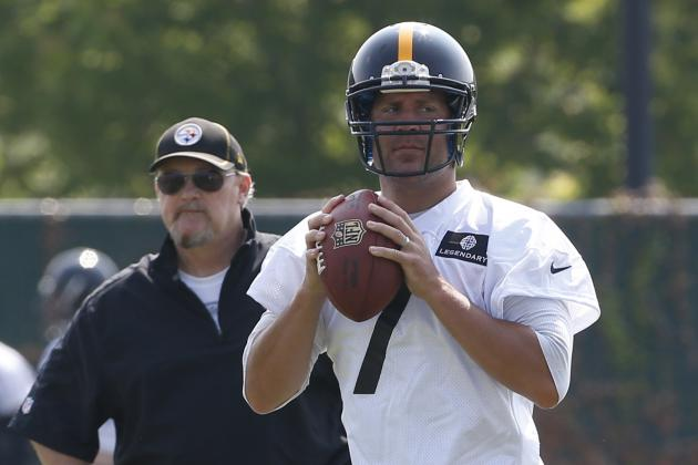 Pittsburgh Steelers: Full Position Breakdown and Depth Chart Analysis at QB