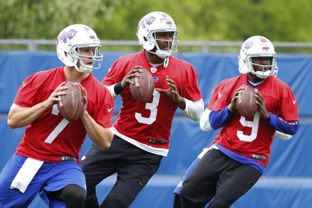 Buffalo Bills: Full Position Breakdown and Depth Chart Analysis at Quarterback
