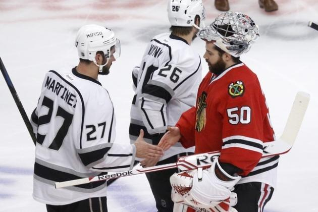 Kings vs. Blackhawks: Biggest Takeaways from 2014 Western Conference Final