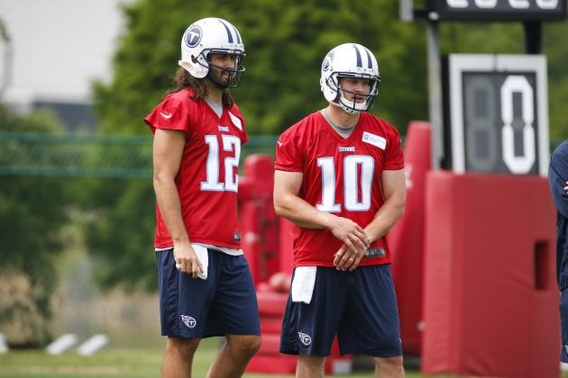Tennessee Titans: Full Position Breakdown at Quarterback