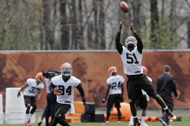Cleveland Browns: 5 Players Whose Stock Is on the Rise After OTAs