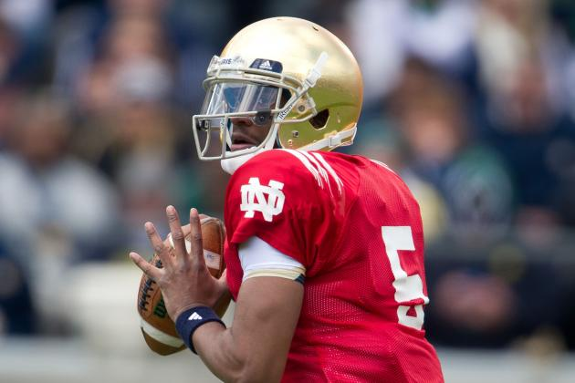 Position-by-Position Preview of Notre Dame's 2014 Roster
