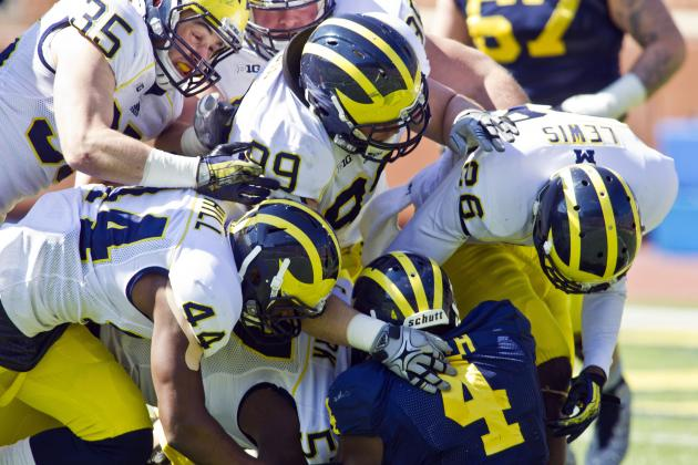 Position-by-Position Preview of Michigan's 2014 Roster